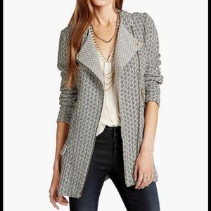 Lucky Brand Marnie Long Active Jacket